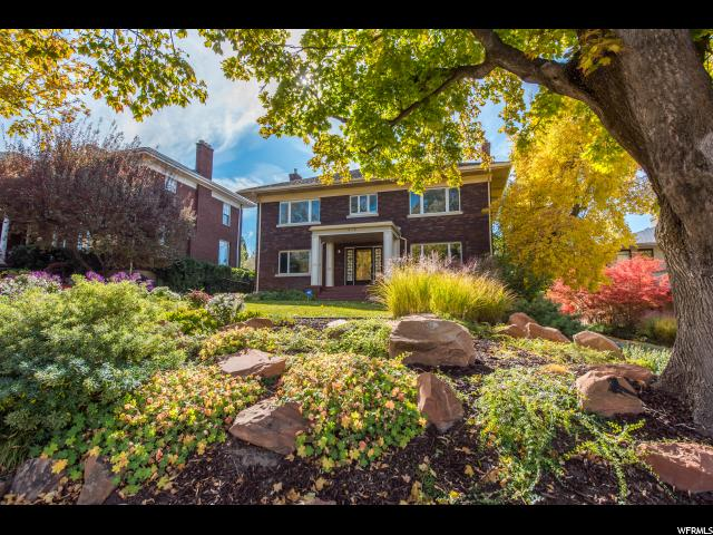 Home for sale at 1412 E Yale Ave, Salt Lake City, UT  84105. Listed at 1090000 with 5 bedrooms, 4 bathrooms and 4,300 total square feet