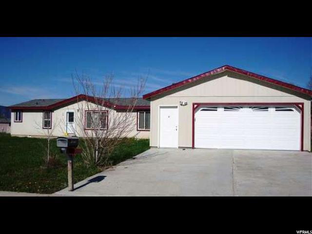 Один семья для того Продажа на 371 N 770 E Soda Springs, Айдахо 83276 Соединенные Штаты