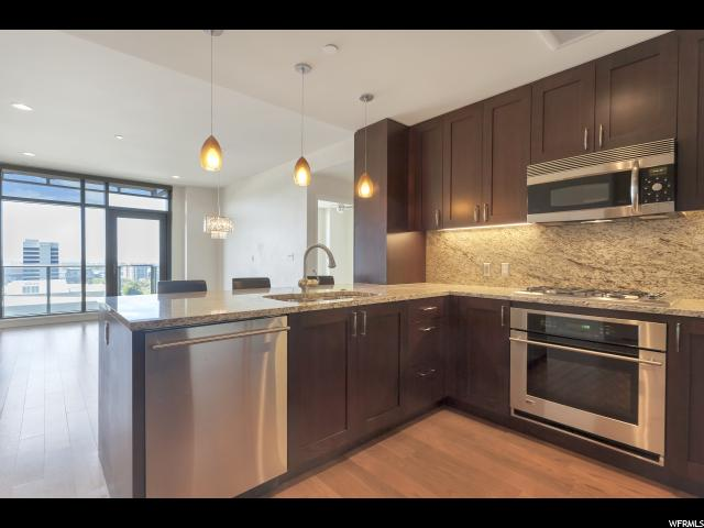 Home for sale at 99 W South Temple St #905, Salt Lake City, UT  84101. Listed at 405000 with 1 bedrooms, 1 bathrooms and 941 total square feet