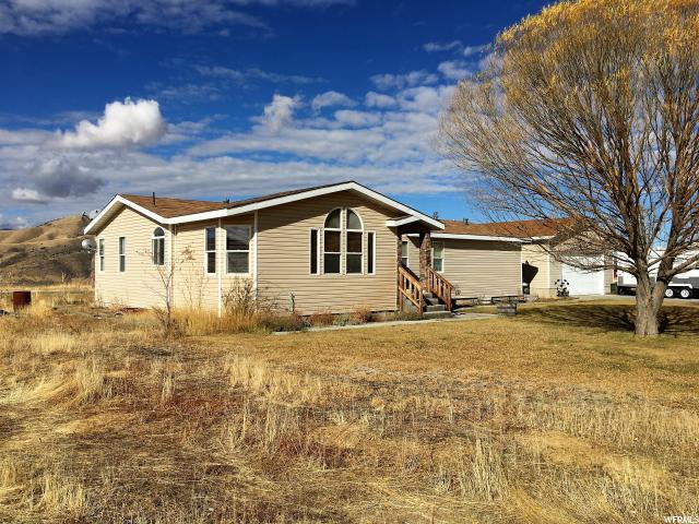 Single Family for Sale at 350 COPPER Avenue Stockton, Utah 84071 United States