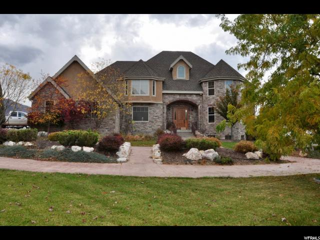 单亲家庭 为 销售 在 736 E 1100 S 梅普尔顿, 犹他州 84664 美国