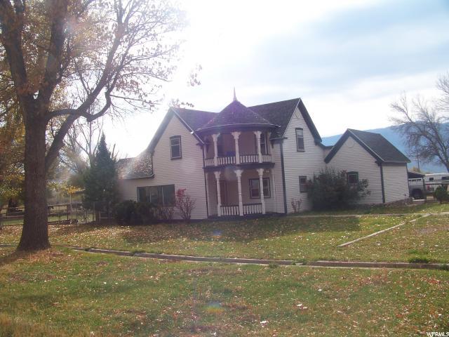 单亲家庭 为 销售 在 2080 E SR119 S Richfield, 犹他州 84701 美国