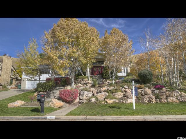 Home for sale at 1003 E North Bonneville Dr, Salt Lake City, UT  84103. Listed at 799000 with 6 bedrooms, 4 bathrooms and 5,387 total square feet