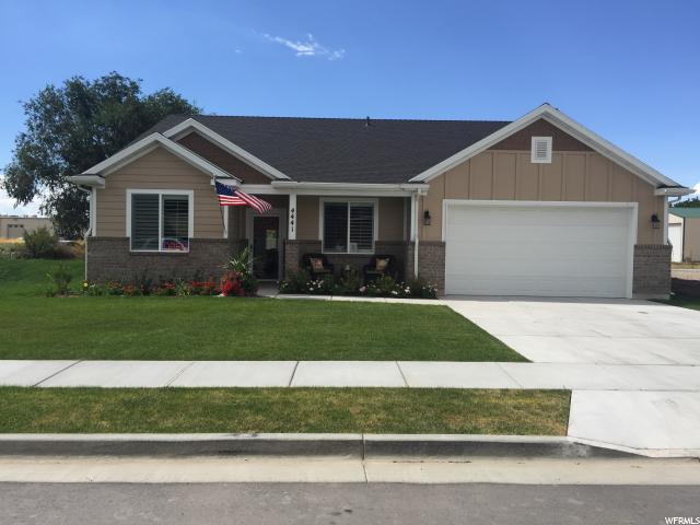 Single Family for Sale at 4441 S 785 W Riverdale, Utah 84405 United States