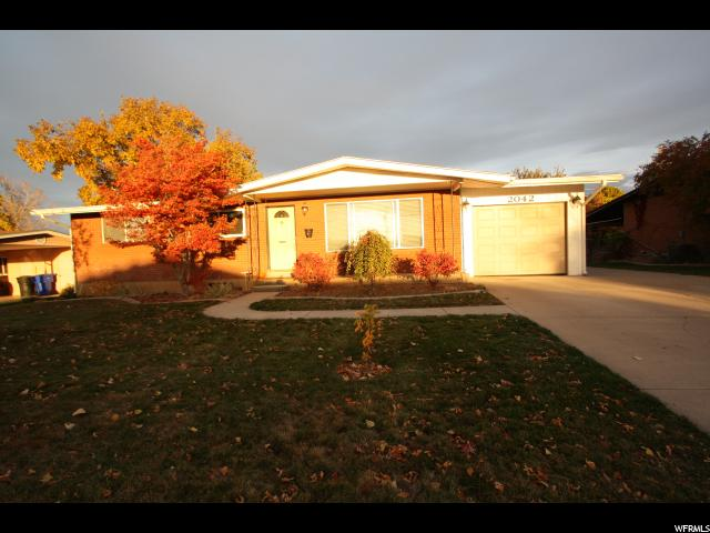 Single Family for Sale at 2042 N 450 W Sunset, Utah 84015 United States