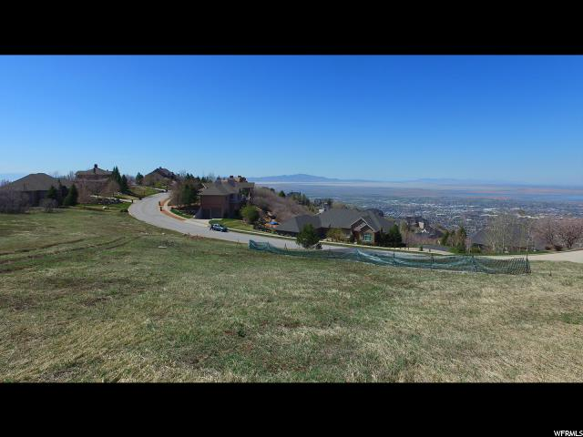 Land for Sale at 3315 S SUNSET LOOP Road Bountiful, Utah 84010 United States