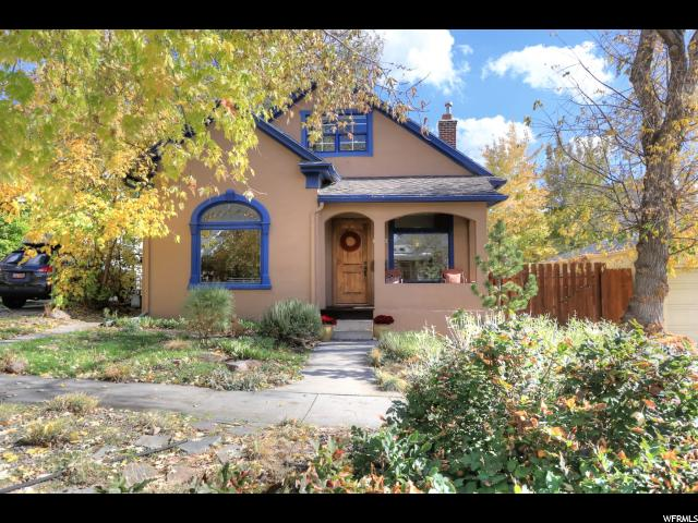 Home for sale at 160 N F St, Salt Lake City, UT 84103. Listed at 399800 with 3 bedrooms, 2 bathrooms and 1,754 total square feet