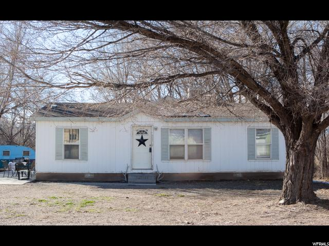 单亲家庭 为 销售 在 33 N 400 W Salina, 犹他州 84654 美国