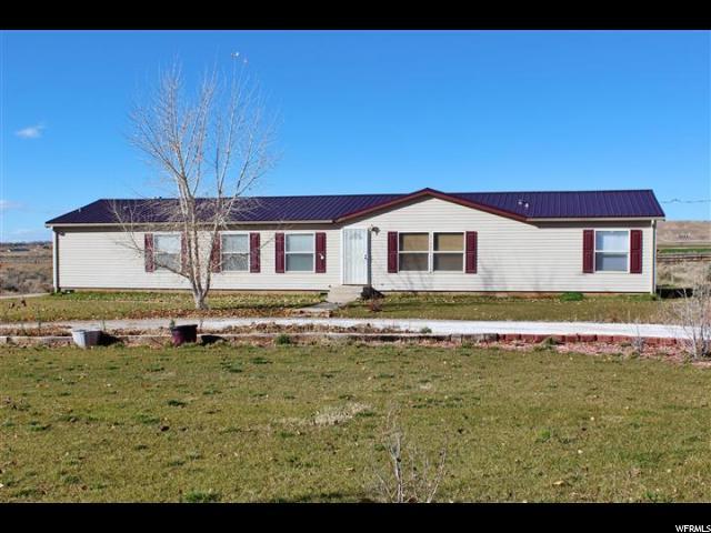 单亲家庭 为 销售 在 2061 N 1500 E Ballard, 犹他州 84066 美国