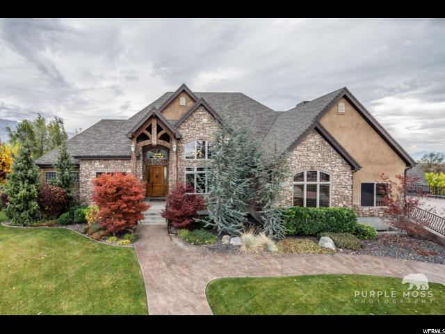 Single Family for Sale at 875 W 1080 N American Fork, Utah 84003 United States