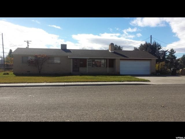 Single Family for Rent at 653 W 200 N Vernal, Utah 84078 United States