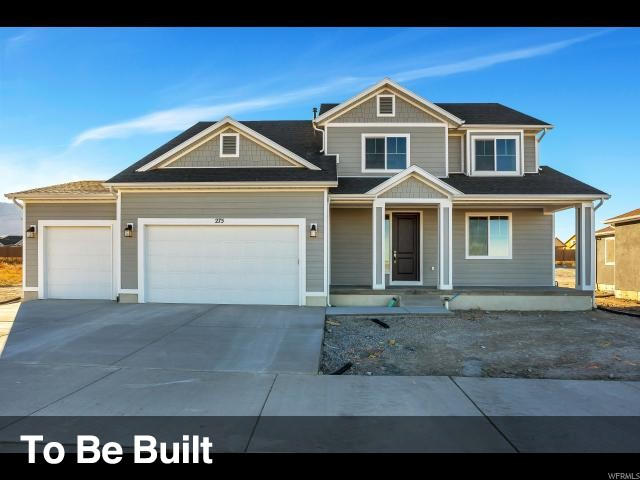Single Family for Sale at 155 W BOX CREEK Drive Stansbury Park, Utah 84074 United States