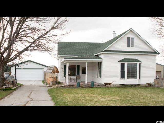 Single Family for Sale at 26 S 100 W Lewiston, Utah 84320 United States