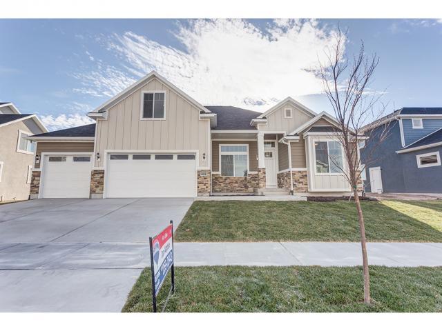 Single Family for Sale at 164 SILVER OAK Road Vineyard, Utah 84058 United States