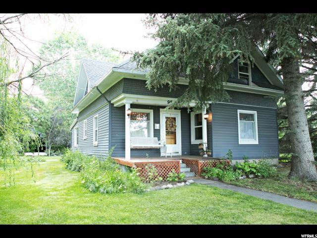 Один семья для того Продажа на 95 S 200 E Clarkston, Юта 84305 Соединенные Штаты
