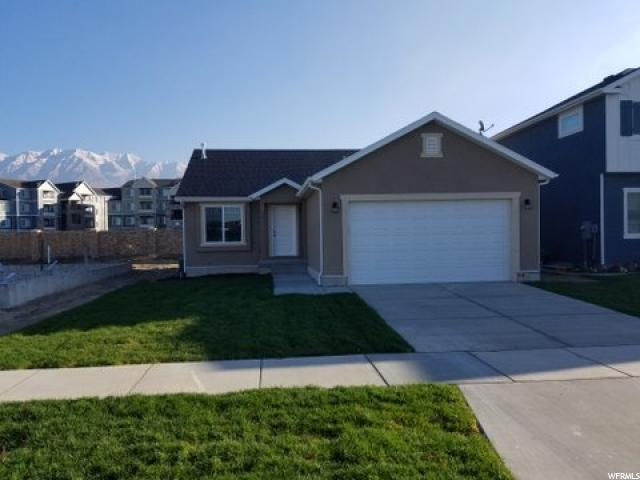 Single Family for Sale at 96 N RUE DE MATTH 96 N RUE DE MATTH Unit: 124 Vineyard, Utah 84057 United States