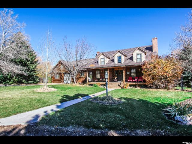 Single Family for Sale at 6434 N DRY FORK CANYON Road Dry Fork, Utah 84078 United States