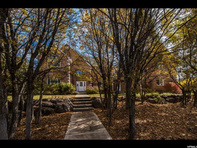 单亲家庭 为 销售 在 1351 OAK Lane 希伯城, 犹他州 84032 美国