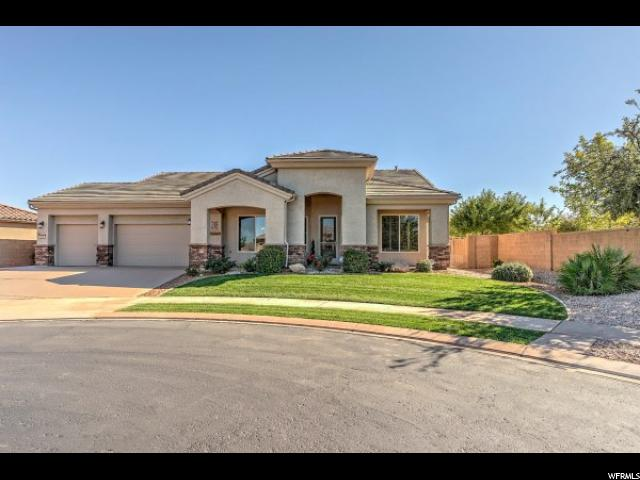 Additional photo for property listing at 4991 S AZALEA Circle  St. George, Utah 84790 États-Unis