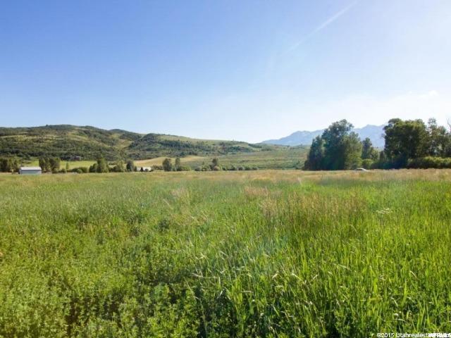 Land for Sale at 9003 E 1300 S Huntsville, Utah 84317 United States