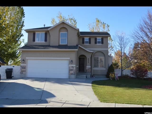 Single Family for Sale at 5573 N GENEVA WAY Stansbury Park, Utah 84074 United States