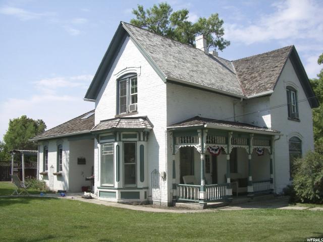 Unique la famille pour l Vente à 387 W 100 S Mount Pleasant, Utah 84647 États-Unis