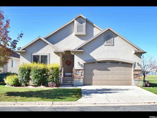 Single Family for Sale at 2831 N WYNDOM WAY Layton, Utah 84040 United States