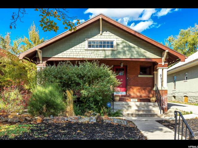 Home for sale at 533 E 600 South, Salt Lake City, UT  84102. Listed at 330000 with 5 bedrooms, 2 bathrooms and 1,672 total square feet