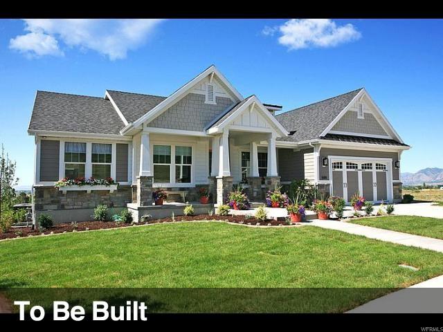 Один семья для того Продажа на 418 W GOOSENEST Drive 418 W GOOSENEST Drive Unit: 44 Elk Ridge, Юта 84651 Соединенные Штаты