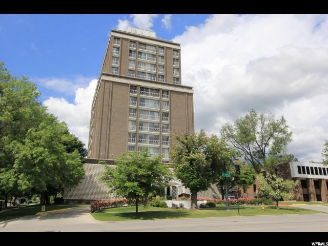 Condominium for Sale at 777 E SOUTH TEMPLE 777 E SOUTH TEMPLE Unit: 13G Salt Lake City, Utah 84102 United States