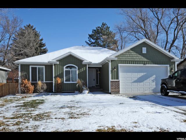 单亲家庭 为 销售 在 243 S 200 W 希伯城, 犹他州 84032 美国