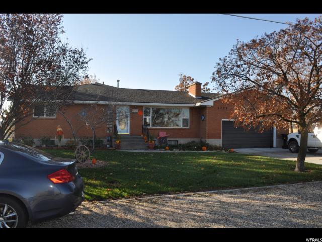 单亲家庭 为 销售 在 3775 W 2600 N Plain City, 犹他州 84404 美国