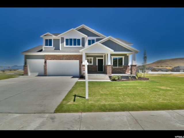 Single Family for Sale at 13659 S PEACEKEEPER Drive 13659 S PEACEKEEPER Drive Unit: 20 Herriman, Utah 84096 United States