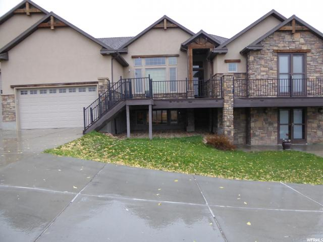 Single Family Home for Sale at 1616 W OLD HWY Road Morgan, Utah 84050 United States