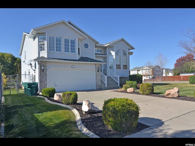 单亲家庭 为 销售 在 1863 S 250 W Clearfield, 犹他州 84015 美国