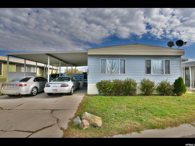 Casa Unifamiliar por un Venta en 3745 S OLD SILO WAY West Valley City, Utah 84119 Estados Unidos