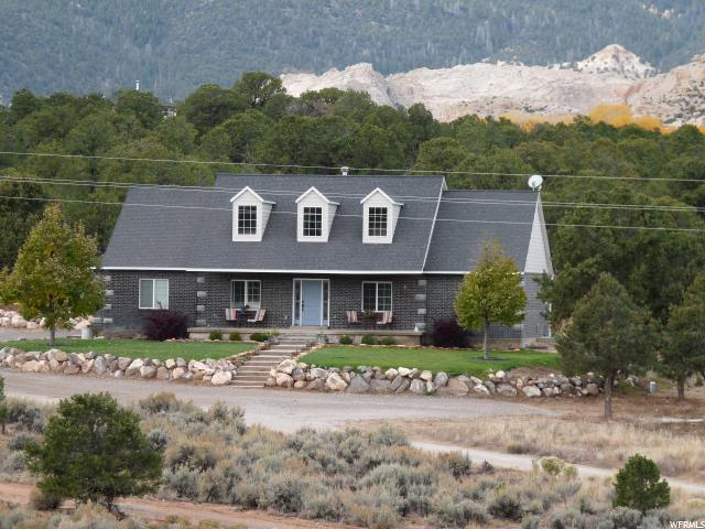 Single Family for Sale at 1910 S HIGHWAY 12 Teasdale, Utah 84773 United States