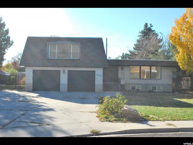 Single Family for Sale at 596 E LAMBERT Drive Orem, Utah 84097 United States