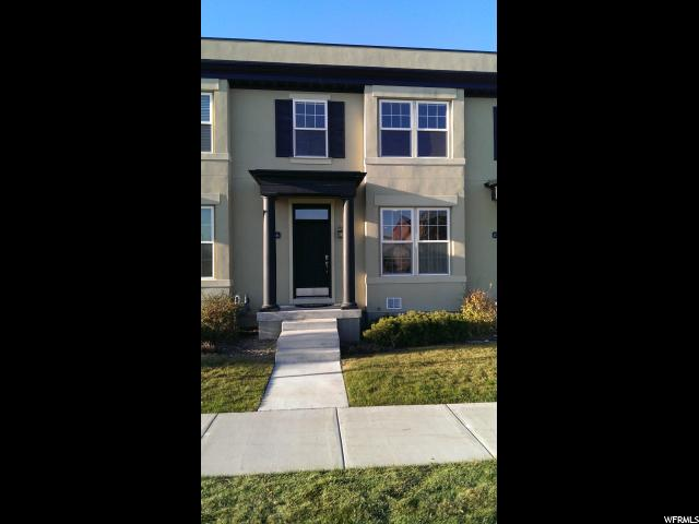 Townhouse for Sale at 10786 S OZARKS Drive South Jordan, Utah 84095 United States
