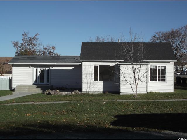Один семья для того Продажа на 93 E 200 S Richmond, Юта 84333 Соединенные Штаты