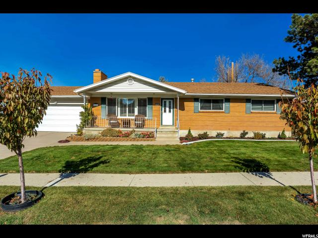 Single Family for Sale at 2083 E BREWER Avenue Cottonwood Heights, Utah 84121 United States