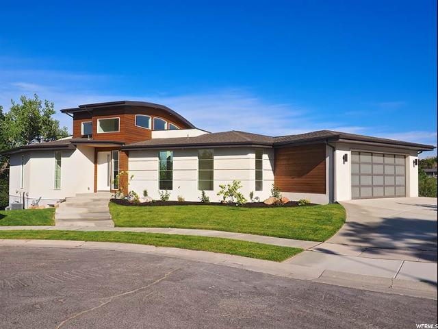 Home for sale at 1741 E Rosecrest Dr, Salt Lake City, UT  84108. Listed at 900000 with 4 bedrooms, 4 bathrooms and 4,000 total square feet