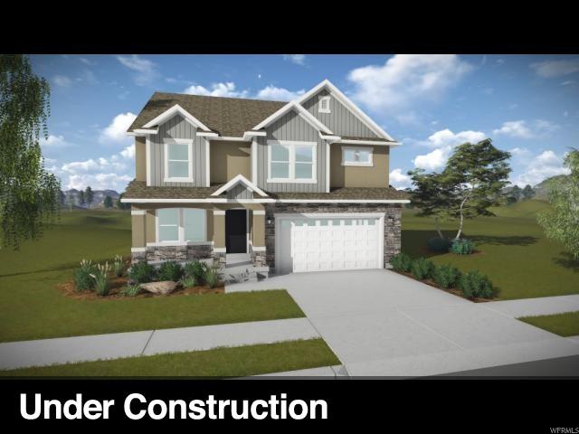 Один семья для того Продажа на 399 W LANDVIEW Drive 399 W LANDVIEW Drive Unit: 3-6 Saratoga Springs, Юта 84045 Соединенные Штаты
