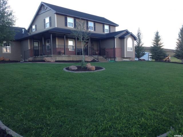 Single Family for Sale at 3431 LANARK Road Montpelier, Idaho 83254 United States
