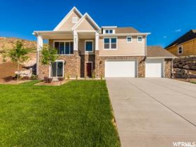 Single Family for Sale at 6731 W BUCKRIDGE Drive Herriman, Utah 84096 United States