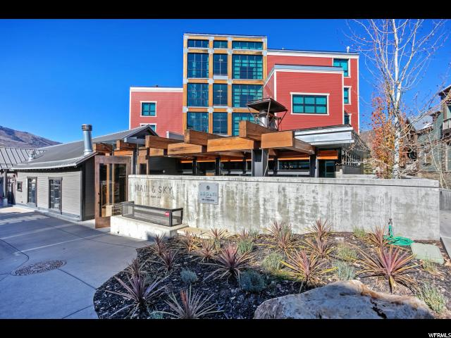 201 HEBER  AVE 106E, Park City, UT 84060