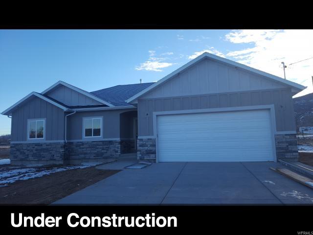 单亲家庭 为 销售 在 511 S 600 W Manti, 犹他州 84642 美国