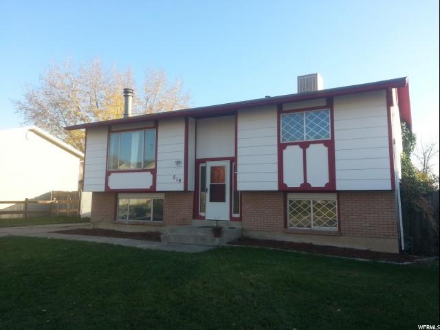 单亲家庭 为 销售 在 519 E 800 N 奥格登, 犹他州 84404 美国