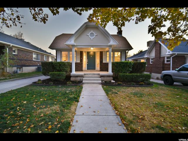 Home for sale at 1578 E Princeton Ave, Salt Lake City, UT  84105. Listed at 575000 with 3 bedrooms, 3 bathrooms and 2,100 total square feet