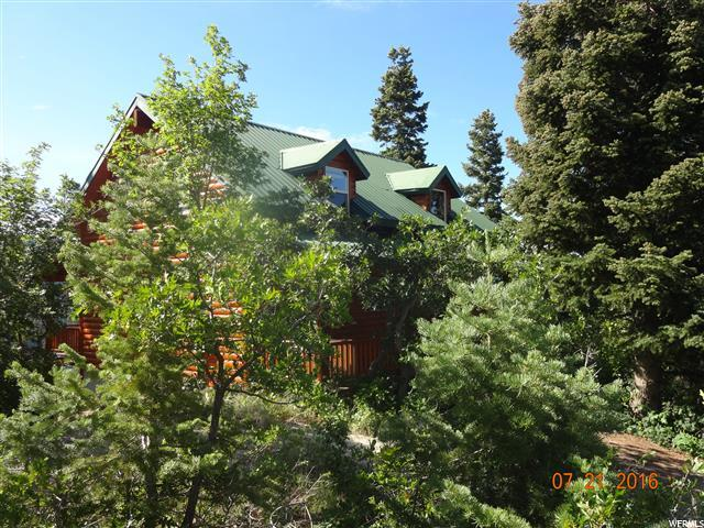 Recreational Property for Sale at 14670 E THADS PEAK Drive Fairview, Utah 84629 United States